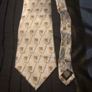 Silk Tie by J. Ferrar